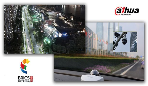 Dahua provides city surveillance during BRICS Xiamen Summit 2017