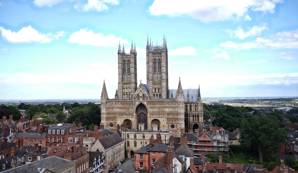 Dahua delivers cameras, monitors and switches for surveillance of city centre in Lincoln