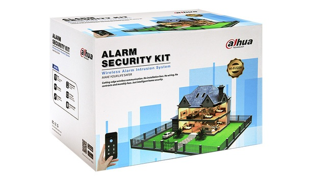 Dahua's new alarm kits add safety to home living