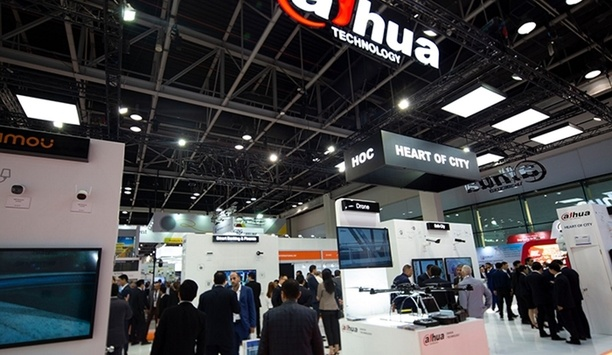 Dahua's IP Surveillance Solutions Installed At City Center In