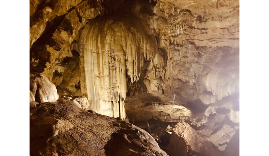 Dahua Technology provides low-light security solutions to the New Athos Cave in Georgia