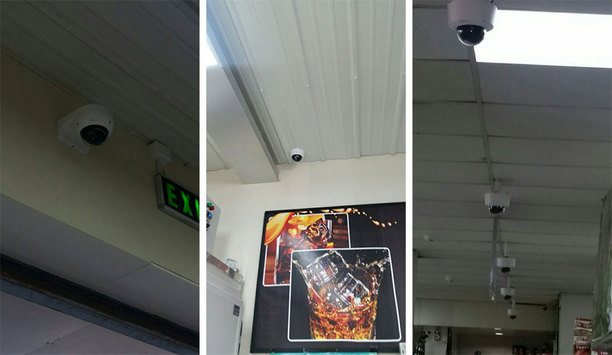 Dahua Video Security Solution For SHOP N SAVE In Fiji