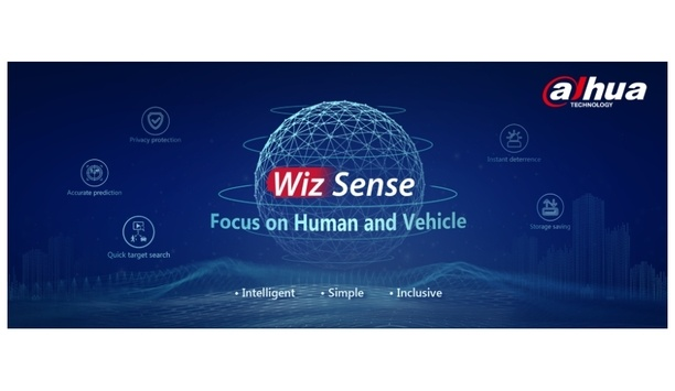 IoT Solutions Provider Dahua Technology Releases WizSense For End-To-End Solutions Based On Deep Learning