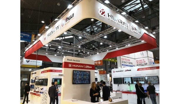 Dahua exhibits machine vision products at Visions 2018 and highlights its roadmap for the future