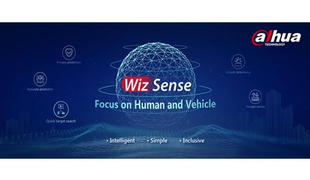 Dahua Technology releases WizSense, a series of AI products