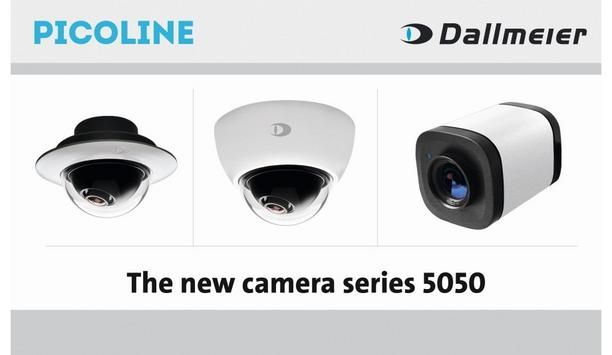 Dallmeier Announces The Launch Of GDPR-Ready Picoline 5050 Series Ultracompact Fixed Dome And Varifocal Box Cameras