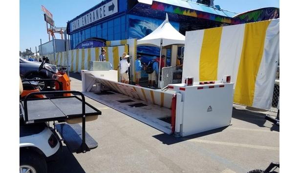 Delta Scientific deploys vehicle crash barriers at Orange County Fair