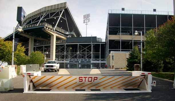 Top Football Schools Deploy Delta Portable Counter-terrorist Vehicle Barriers