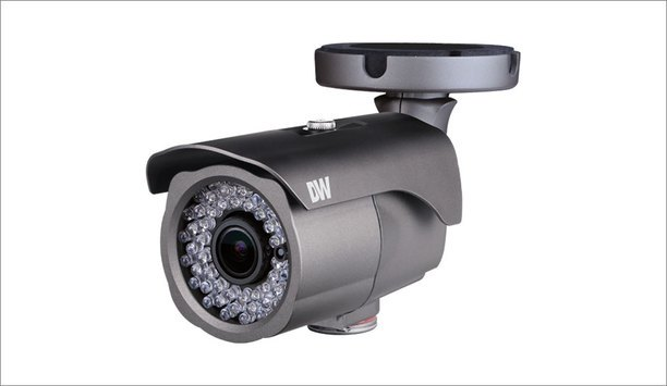 Digital Watchdog's new 4MP LPR MEGApix camera on display at ISC West 2017