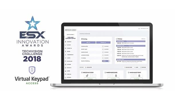 DMP's Virtual Keypad Access Wins ESX 2018 TECHVISION Challenge Best-of-Show