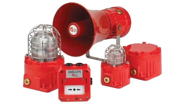 E2S Warning Signals To Display LED Beacon Technology At OTC Houston 2018