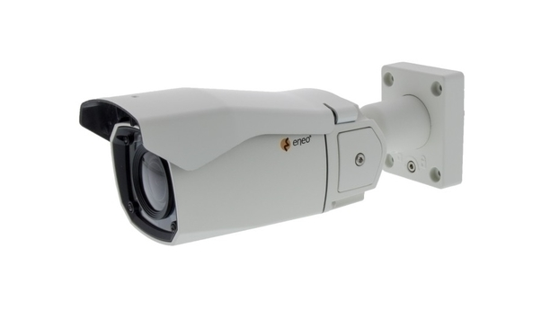 Eneo's Candid bullet camera portfolio enhances video quality with Sony STARVIS CMOS sensors