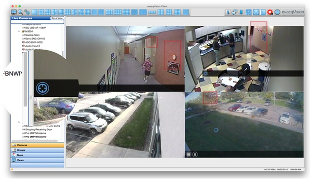 Exacq Technologies Introduces Suspect Tracking With ExacqVision 8.0