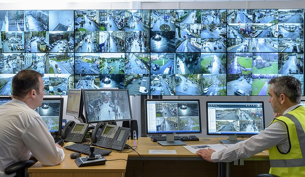 eyevis provides 24/7 monitoring and security technology for wind farms in UK