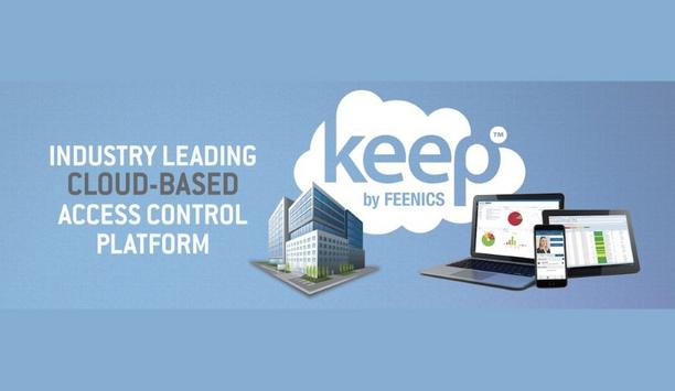 Feenics Inc. Announces Availability Of The August 2020 Update Of Its Keep By Feenics Cloud Access Control Solution