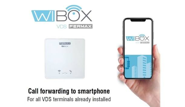 Fermax introduces Wi-Box to enhance VDS audio-video door entry systems with WiFi connectivity