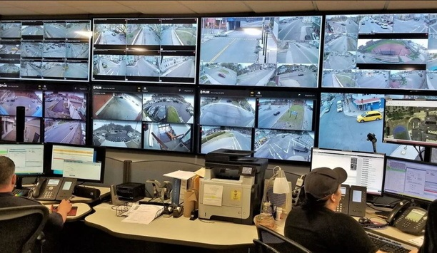 FLIR Enhances Safety At The City Of Lawrence With Dome Cameras And Video Management System