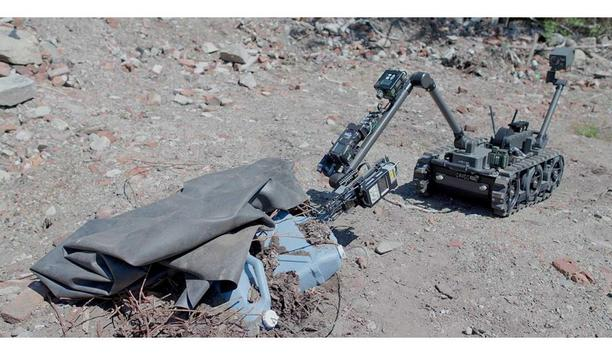 FLIR Systems provides Centaur unmanned ground vehicles to the United States armed services