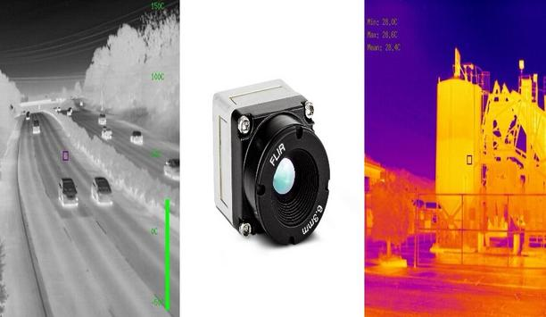 FLIR Systems Launches Radiometric Version Of Boson Thermal Imaging Camera Module