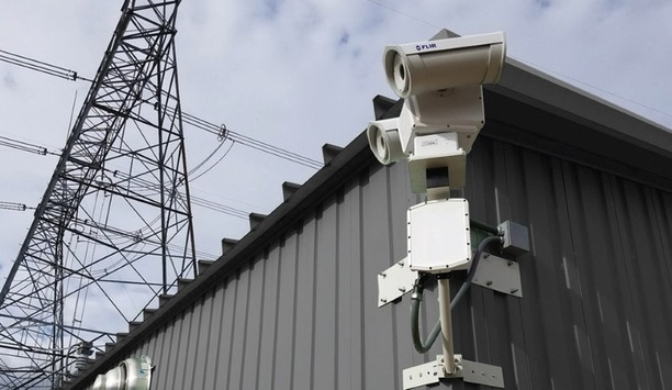 FLIR PT-Series Thermal Camera And SpotterRF's CSR Systems Offer Perimeter Detection For U.S. Electrical Substations