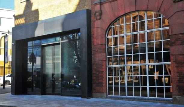 Alpro secures Fred Perry headquarters with transom door closers, pole and door handles