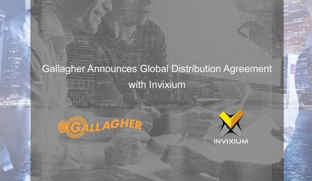 Gallagher Makes An Agreement To Distribute Invixium Products For Access Control And Integrate Command Centre With IXM WEB