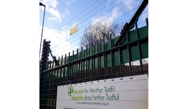 Gallagher secures Merthyr County Council from intruder attacks with its monitored pulse fence system