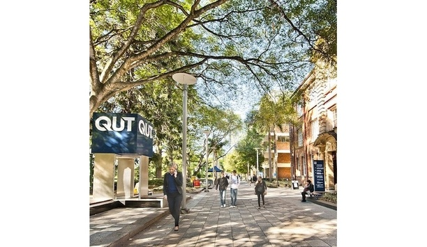 Queensland University of Technology installs Gallagher security and access control system