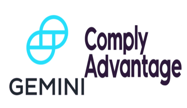 Gemini Selects ComplyAdvantage For Its Hyperscale FinancialRisk Data & AML Solution