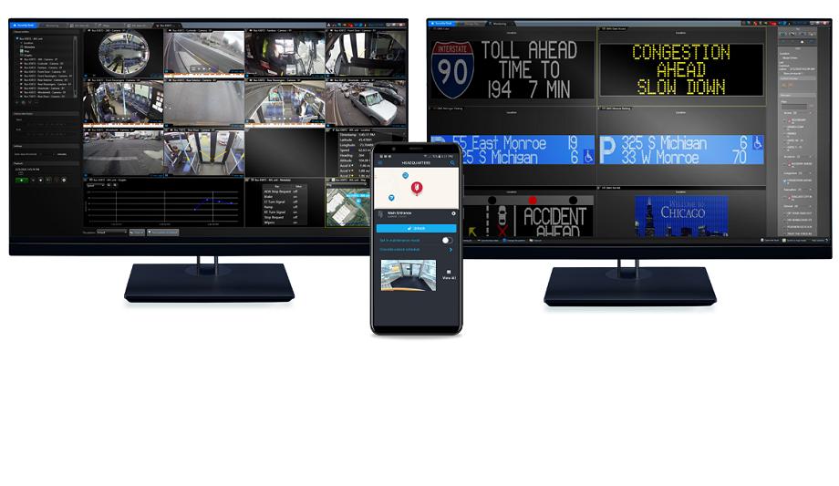Genetec Announces Transit Portfolio Platform To Unify Security And Operations For Transit Organizations