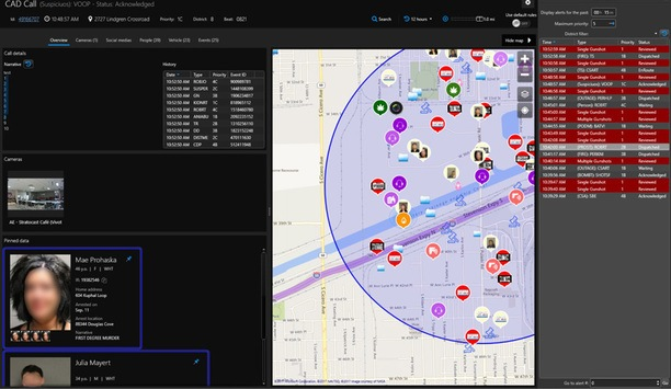 Genetec announces launch of Citigraf: New public safety decision support system