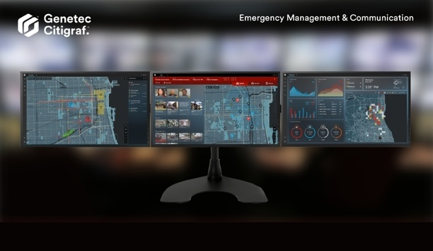Genetec Showcases Public Safety Systems And Cloud-Based Video Monitoring At IACP