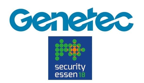 Genetec Unveils Security Essen 2018 Show Lineup