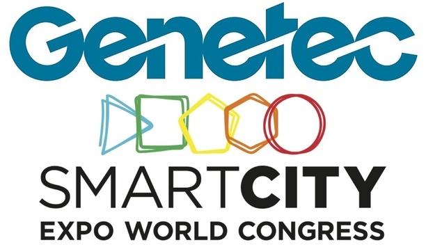 Genetec reveals plans for Smart City Expo World Congress 2018 in Barcelona