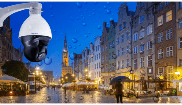 GeoVision Announces The Launch Of GV-QSD5730 / GV-QSD5731 5 Megapixel IR Speed Dome Camera