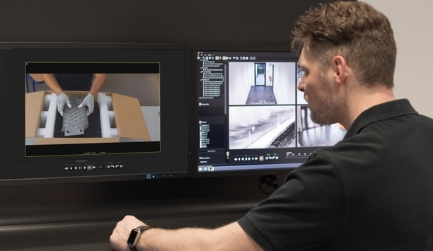 Geutebrück uses image-based management systems and software providing clarity in liability issues and damage claims
