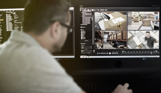 Geutebrück GmbH addresses the needs of the logistics industry with intelligent visualisation solutions