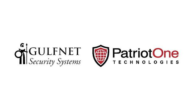 Gulfnet Partners With Patriot One Technologies To Purchase, Deploy And Service Security Products For Middle East Region