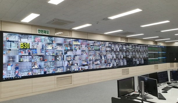 Hanwha Techwin Secures CJ Logistics With Its Wisenet Cameras To Record Intruders' Activities