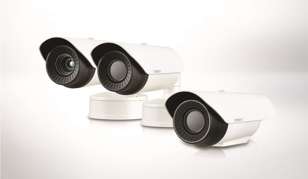 Hanwha Techwin's new Wisenet camera features VGA Thermal Imaging