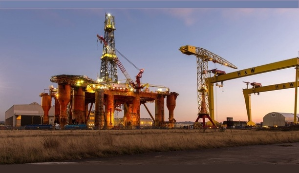 FLIR surveillance cameras and United VMS solution secure Harland and Wolff's critical sites