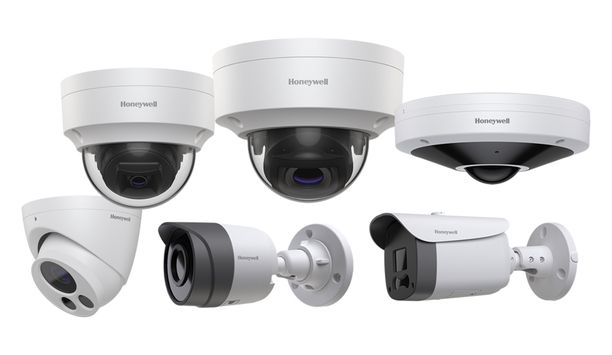Honeywell announces 30 series IP cameras to enhance building safety