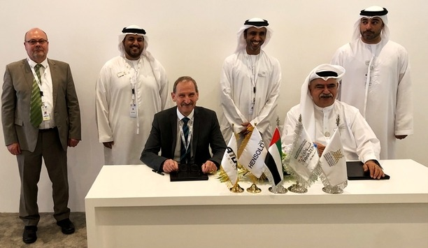 HENSOLDT's Optronics business line establishes Joint Venture with Atlas Group at IDEX 2019