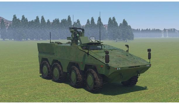 HENSOLDT Delivers Spexer 2000 3D Radar For Bundeswehr Counter-UAV System With Excellent Classification Of Small Targets