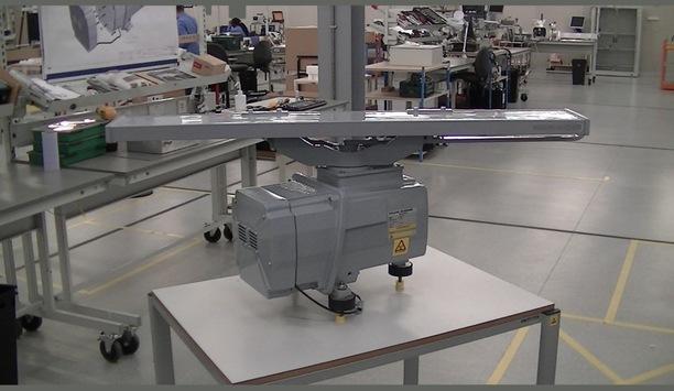 HENSOLDT unveils SharpEye Mk 5 radar series at Defence & Security Equipment International 2019