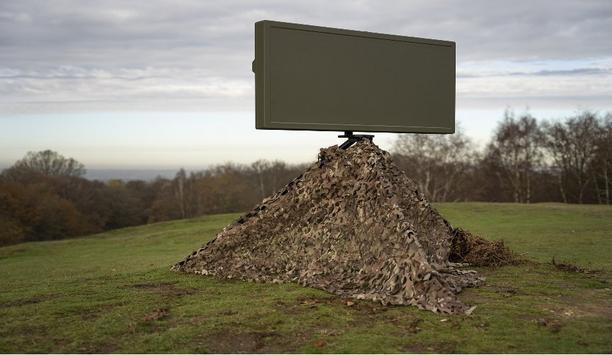 HENSOLDT UK launches SPEXER 600 ground-based surveillance radar