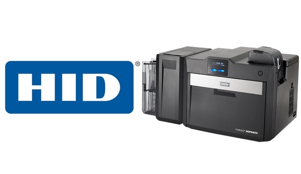 HID Global launches HID FARGO HDP6600 high-speed retransfer printer for personalising ID Cards