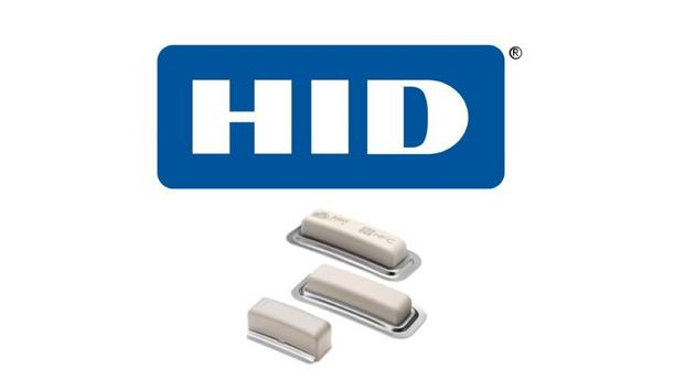 HID Global Unveils RAIN UHF RFID And NFC Combo Tags With Cloud-Connected Capabilities For Efficient Inventory Tracking