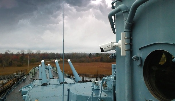 Hikvision Provides IP Security Surveillance System For Battleship North Carolina In Wilmington