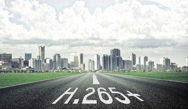 The Hikvision H.265+ takes video surveillance to the 4K era